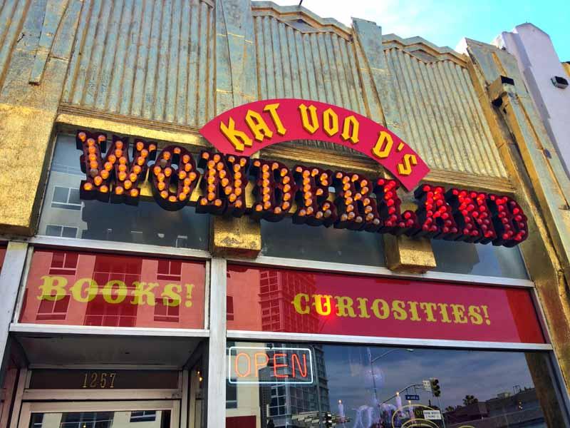 Kat Von D's Wonderland
