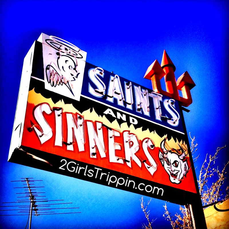 Saints and Sinners Liquor