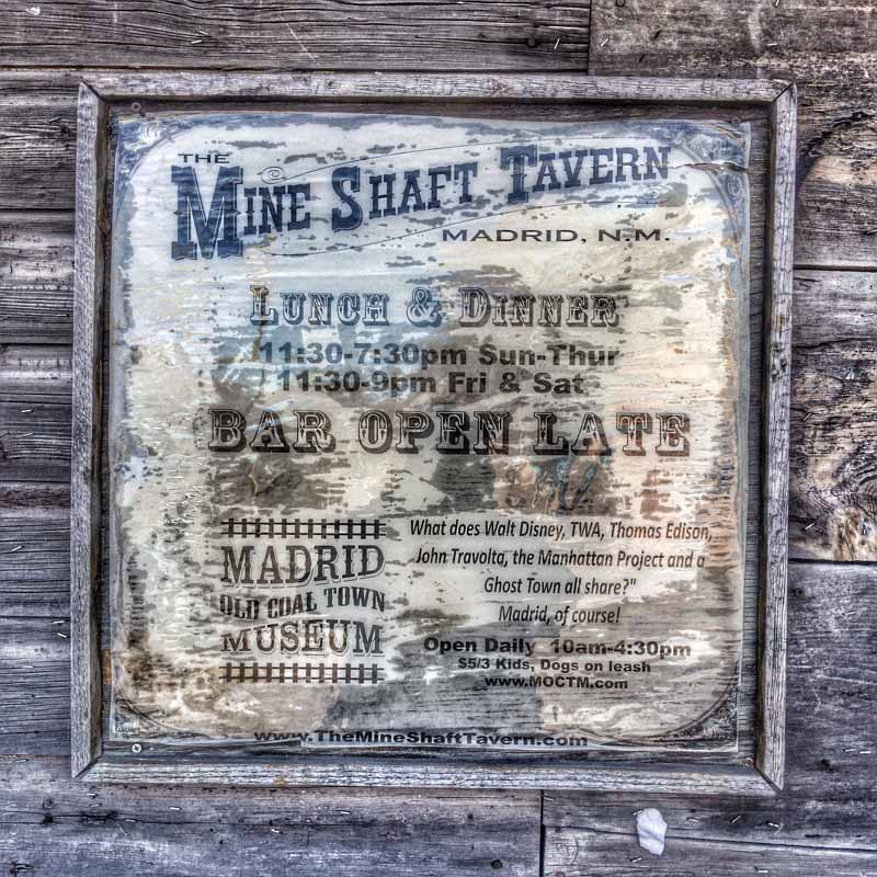 Mineshaft Tavern