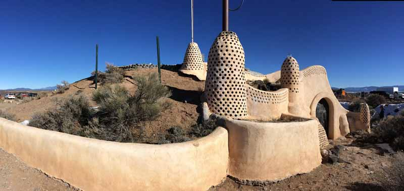 Earthship Biotecture Community