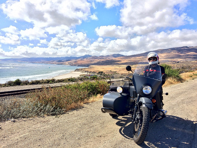 The road to Jalama Beach is part of the awesomeness!