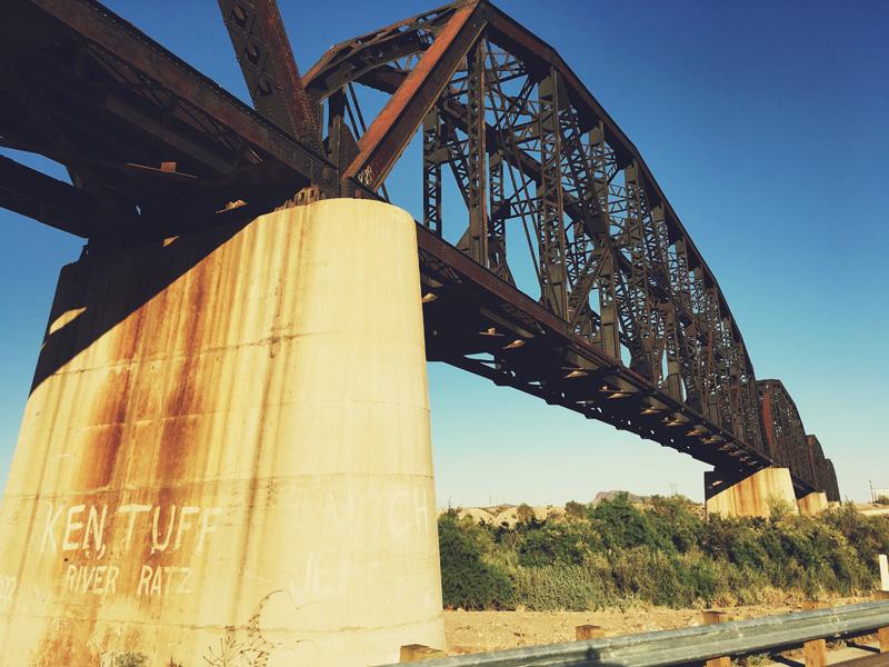 parker az bridge