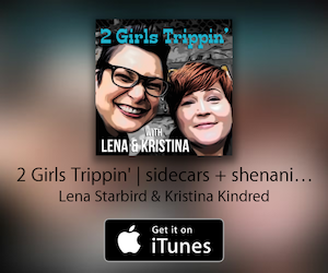 itunes podcast 2 girls trippin'