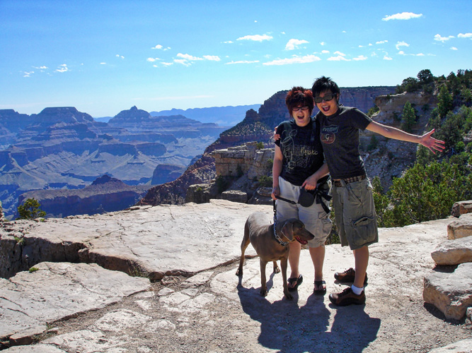 Can I Take My Dog To The Grand Canyon